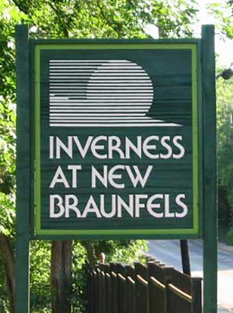Inverness at New Braunfels